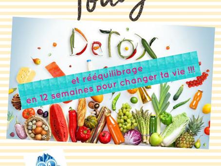 La detox et ses bienfaits