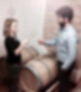 Lara i Marko Zgrablić In Sylvis vina