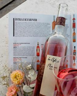 In Sylvis - Floren rose
