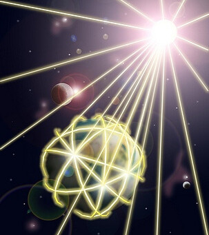 The world is 'one' … so may love shine a light!