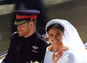 Harry and Megan wedding