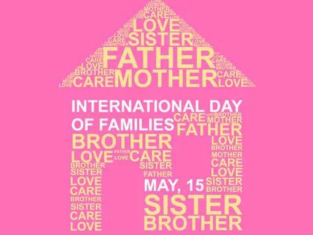 A Day of Celebration ... For We Are All One Big Family!