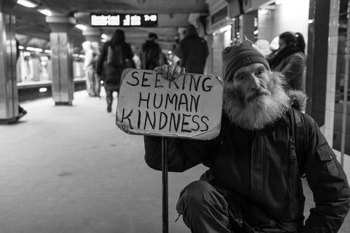 seeking hman kindness photo-151839804657