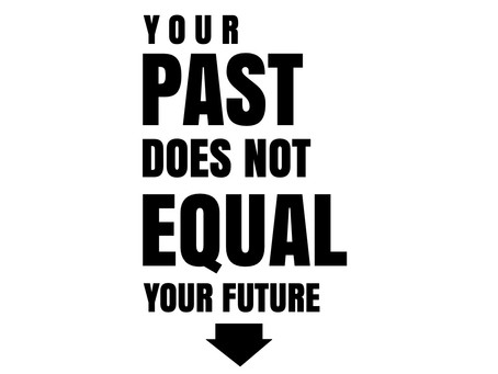 You Must Grasp your Future with Both Hands...