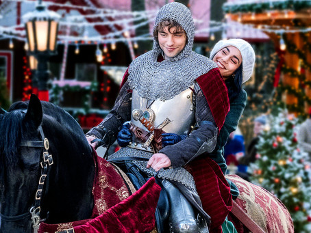 The Knight Before Christmas - 2019