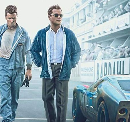 Ford v Ferrari - 2019