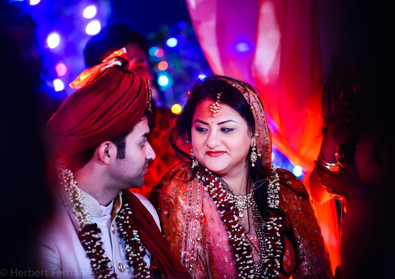 SRISHTI AND SID WEDDING 31ST DEC 2015