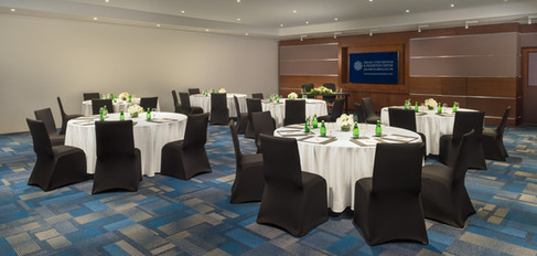 OMAN CONVENTION CENTER MEETING ROOMS FEB