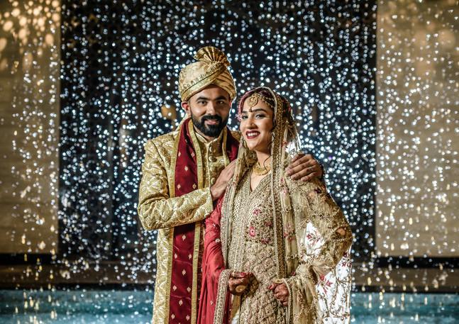 Manzil and Fuad Wedding Feb 2018