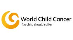 world-child-cancer-logo-vector