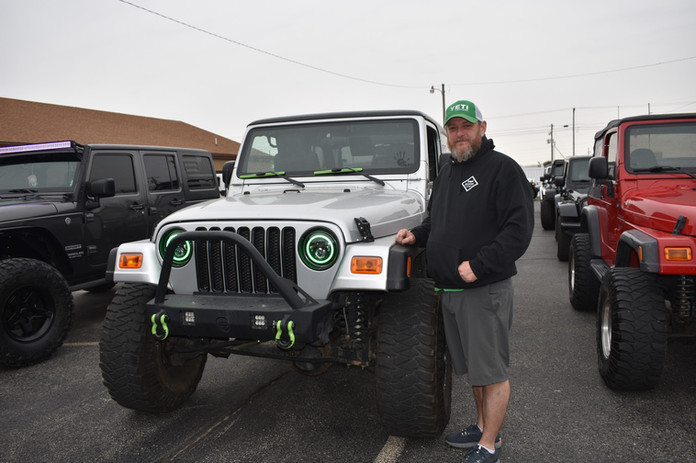 2021 Jeep'n For New Directions