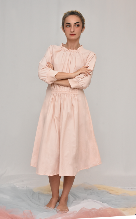 Arabella Pale Dogwood (Dress)