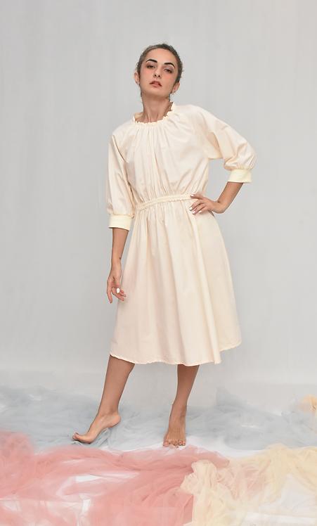 Arabella Winter White (Dress)