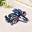 Thumbnail: Colourful Crystal Wand Point Raw Crystals