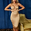 Thumbnail: Chest Hollow Out Sexy Dresses Women Summer