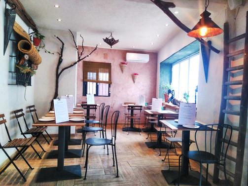 Restaurante Tía Juana en Zahara de los Atunes