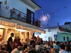 Noches de verano en Zahara delos Atunes