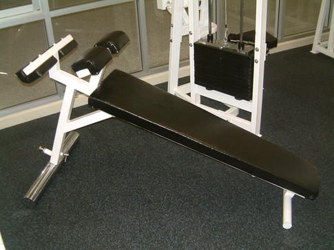 Adjustable Decline Bench