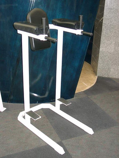 Captain's Chair (Vertical Knee Raise)