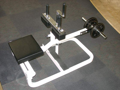 Seated Calf Machine (plate-loaded)
