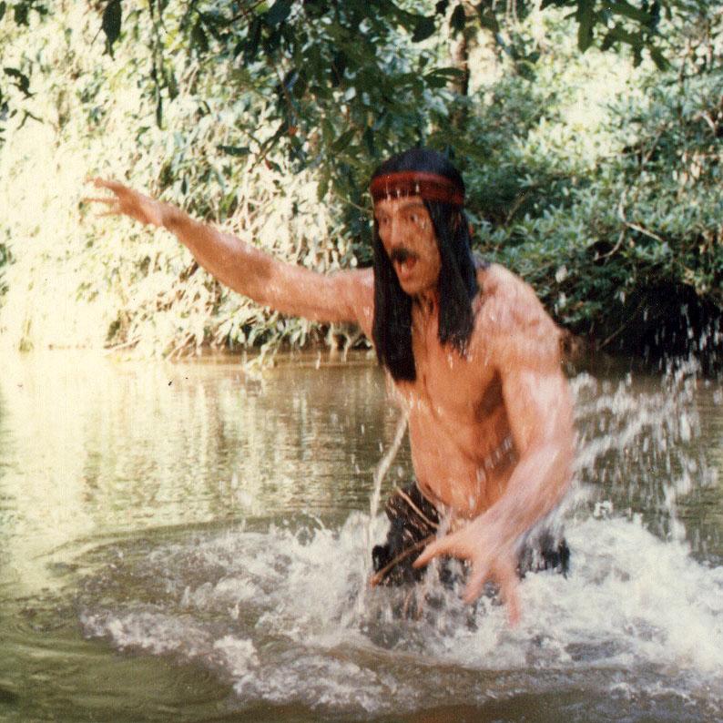 Devil's War,Chris in the water.jpg