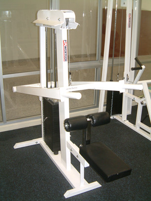 Triceps Dip Machine (120 kg Weight Stack