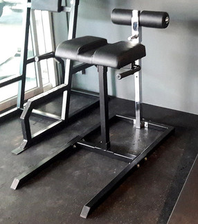 Back Extension (horizontal)