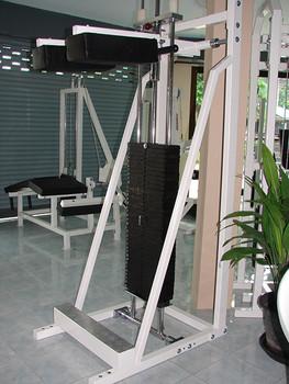 Standing Calf Machine (180 kg weight stack)