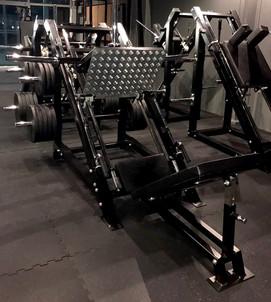 Incline Leg Press ( 45 degrees)