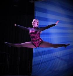 Side Leap - Scarlett