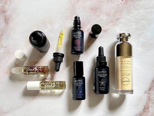 My Skincare Routine with Purfect