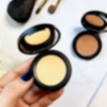 BaeBlu Beauty concealer + easiest contou