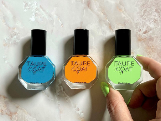My Favorite Nail Colors for Summer 2021