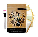 facial clay multi pack + kaolin clay + v
