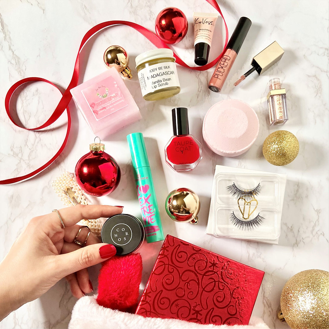 beauty gift guide 2020 + holiday gift gu
