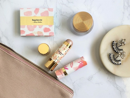 Ten-Minute Makeup with Imprimerie + Beauty