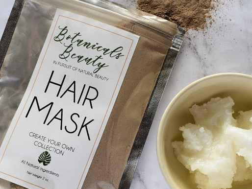 DIY Hair Mask 3 Ways