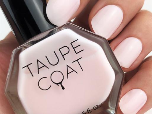 My Favorite Winter Nail Polish Shades at Taupe Coat