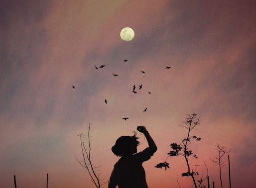 How to Harness the Power of the Pink Moon