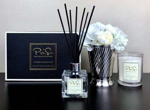 Gift-Worthy Home Fragrances with PriSu