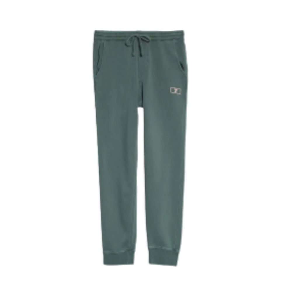 Full Court Sports Logo Cotton Joggers