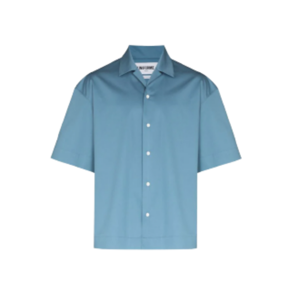 Boxy Fit Bowling Shirt by Uniforme