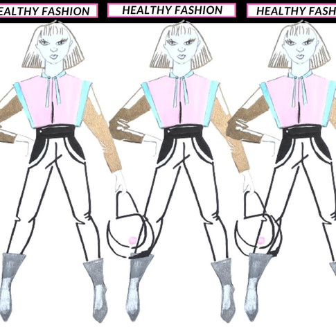 Modern Fashion Runway