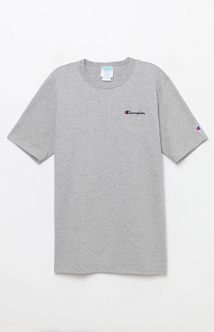 Champion iconic tee shirt mens