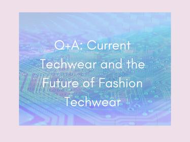 Q+A: Current Techwear and the Future of Fashion Techwear