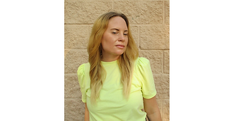 A photo of Alyssa Couture, the founder/owner of Healthy Fashion Campaign
