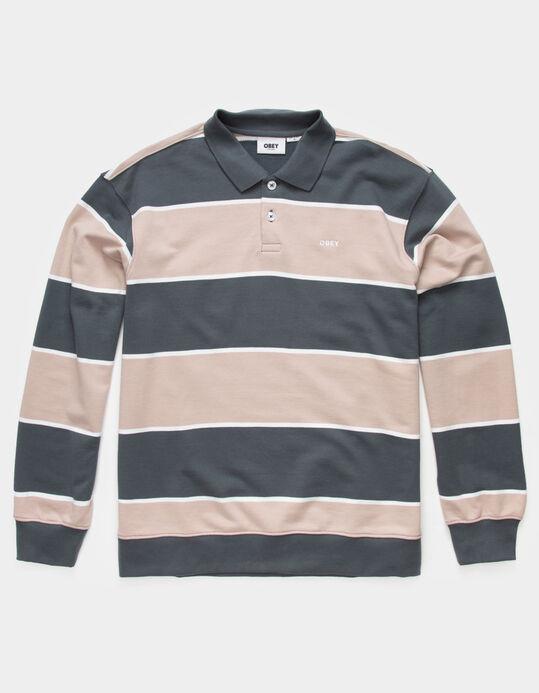 Obey - Marlon Men's Organic Polo Shirt