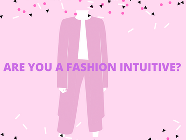 Are You a Fashion Intuitive?