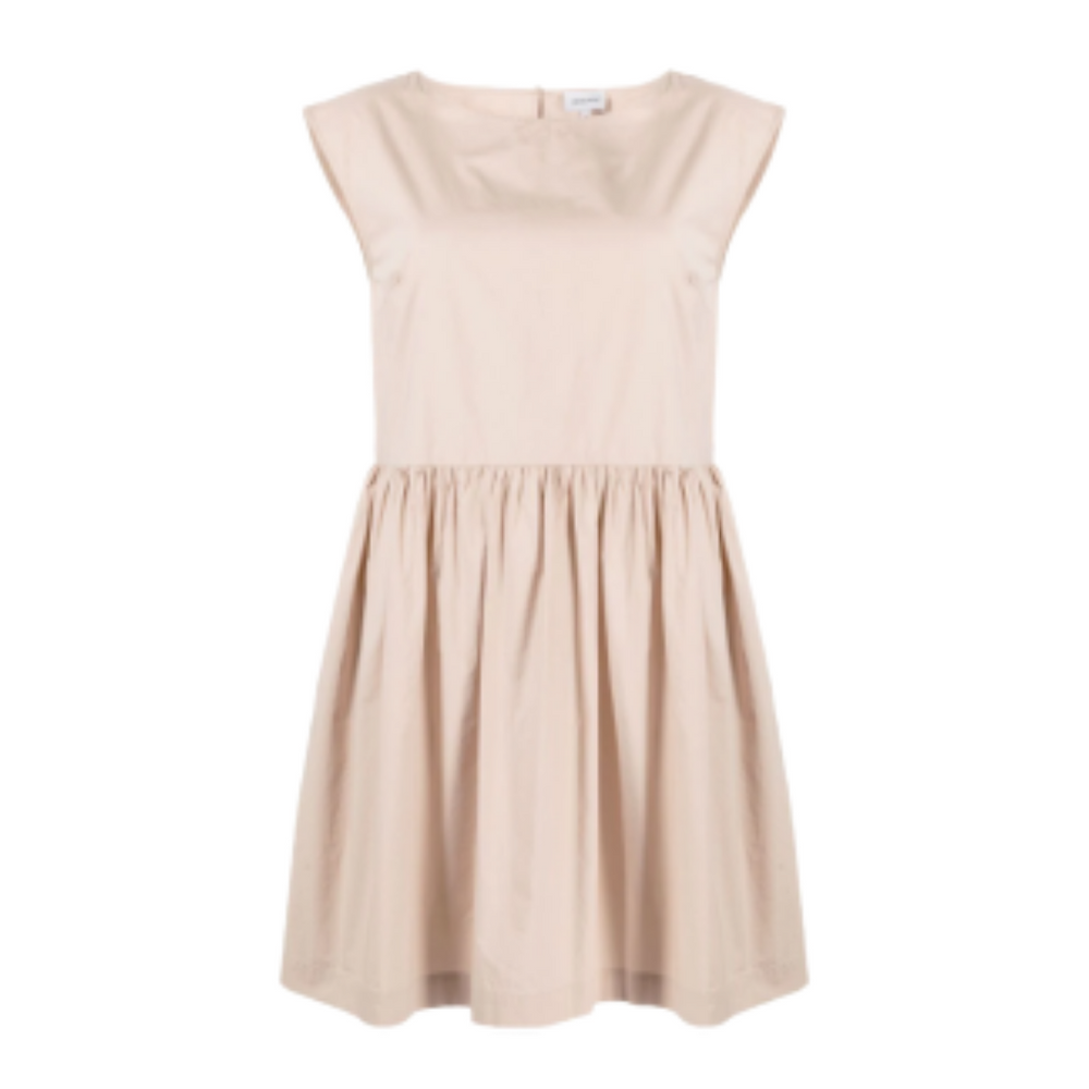 Woolrich cotton flared dress