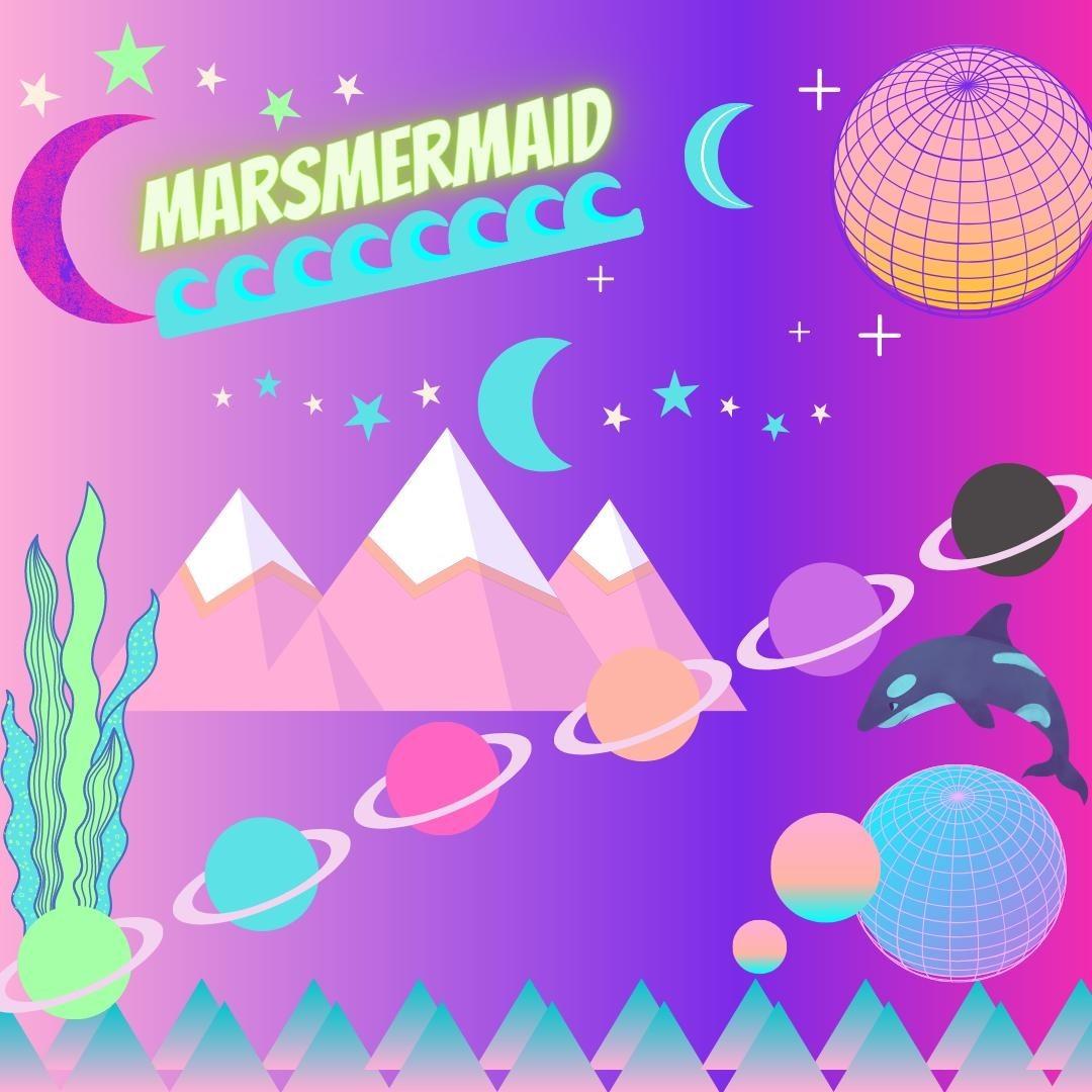 Mars Mermaid